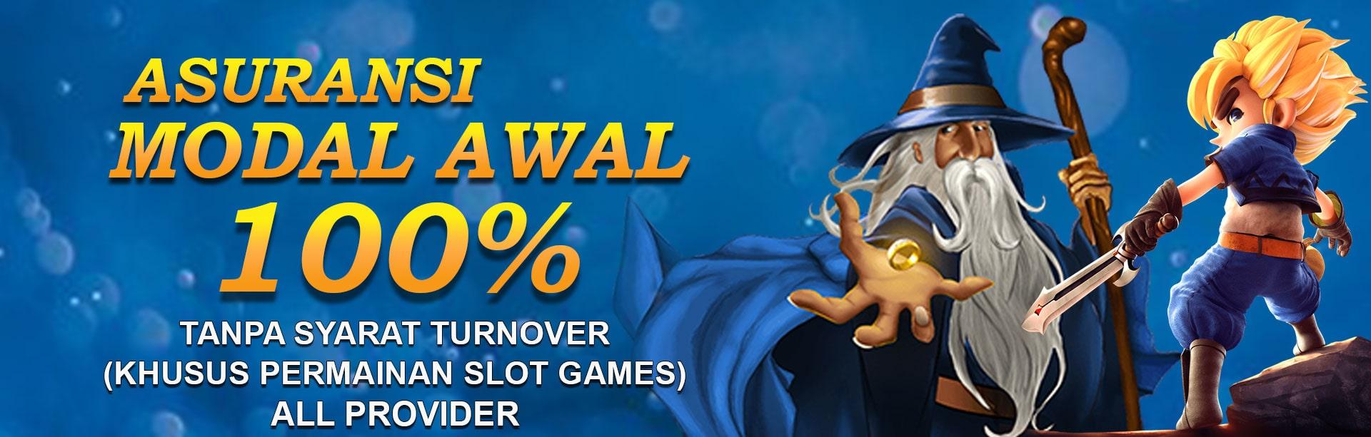 SBYSLOT - Asuransi Modal Awal Slot Games